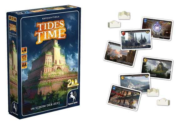Tides Of Time - Fototeile von Pegasus Spiele