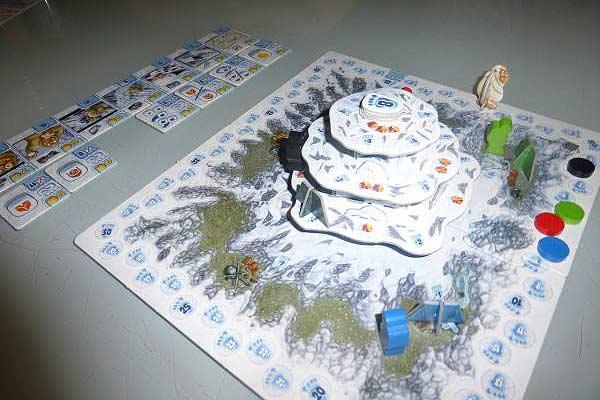 Spielszene von Yeti - Foto von Jörn Frenzel