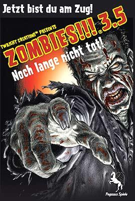 Zombies!!! 3.5 von Pegasus Spiele