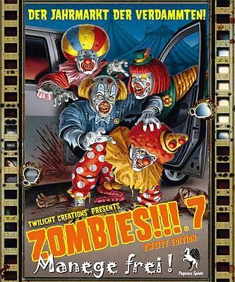 Zombies!!! 7 von Pegasus Spiele