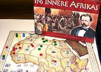 Ins Innere Afrikas von