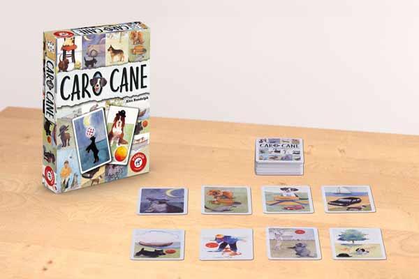 Kinderspiel Caro Cane - Foto von Piatnik