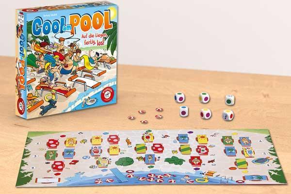 Cool am Pool - Foto von Piatnik