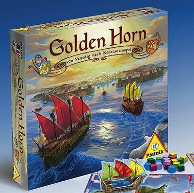 Golden Horn von Piatnik