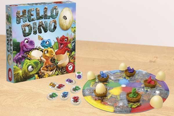 Hello Dino - Foto von Piatnik
