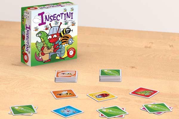 Kinderspiel Insictini - Foto von Piatnik