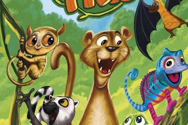 Jungle Trip - Ausschnitt Cover - Foto von Piatnik