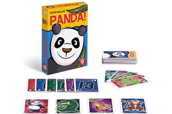 Kartenspiel Panda - Foto von Piatnik
