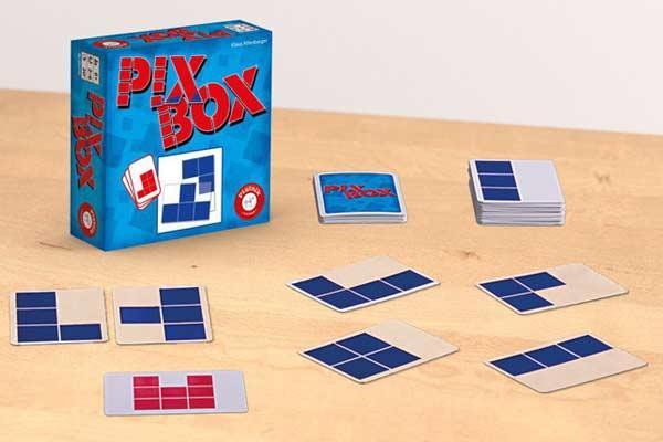 Pixbox - Foto von Piatnik