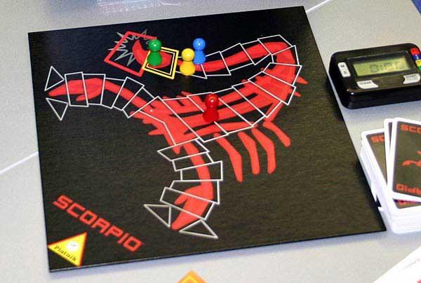 Scorpio von Reich der Spiele