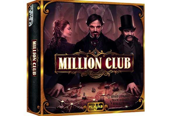 Million Club - Fotov on Playad Games