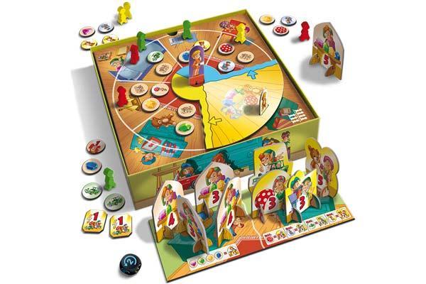 Kinderspiel Kobold - Foto von Queen Games