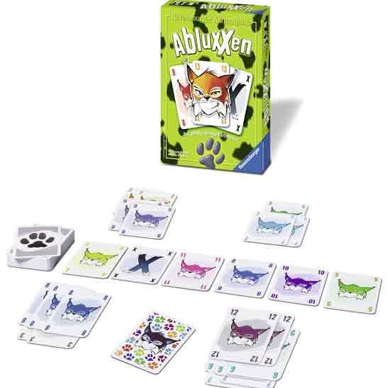 Spannendes Kartenspiel Abluxxen - Foto von Ravensburger
