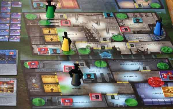 Familienspiel Der Millionen-Coup - Foto von Reich der Spiele