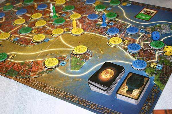 Donna Leon: Gefährliches Spiel von Reich der Spiele