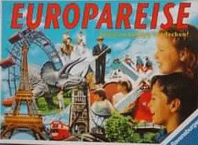 europareise von