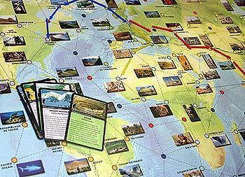 Expedition von Reich der Spiele