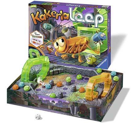 Kinderspiel Kakerlaloop - Foto von Ravensburger