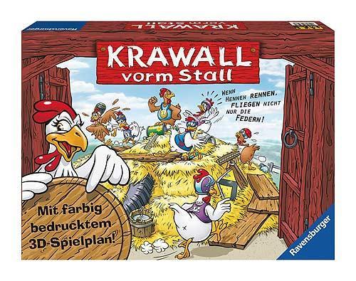 Krawall vorm Stall von Ravensburger