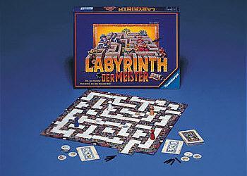 Labyrinth der Meister von Ravensburger