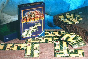 Labyrinth - Das Kartenspiel von Ravensburger