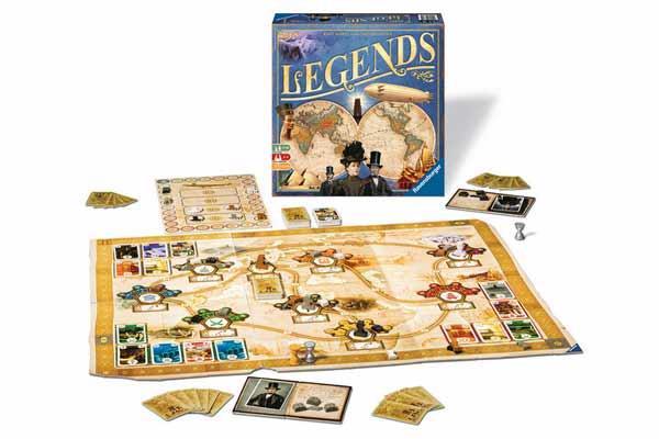 Legends - Brettspiel - Foto von Ravensburger