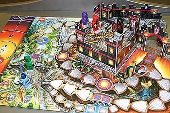 Lego: Knights Kingdom - Das Spiel von Reich der Spiele