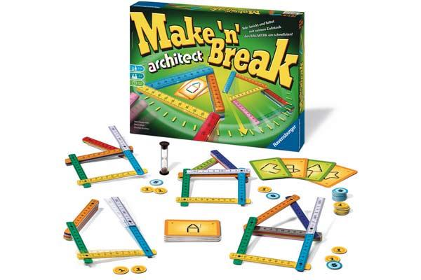 Make'n'Break Architect - Foto von Ravensburger