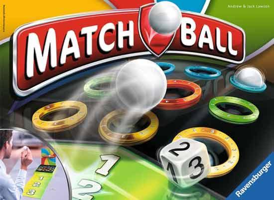 Spiel Matchball - Foto Ravensburger
