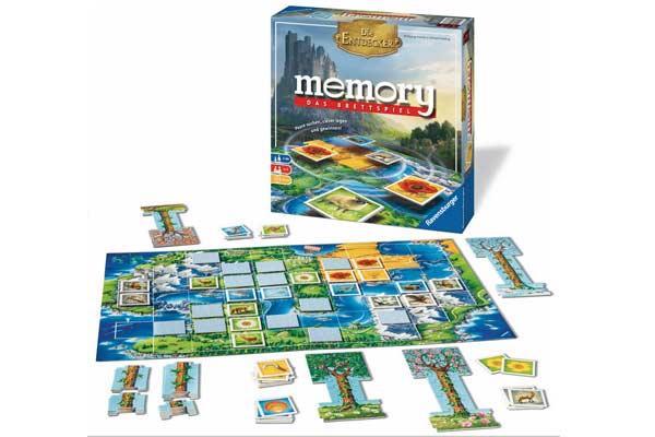Memory: Das Brettspiel - Die Entdecker - Foto von Ravensburger