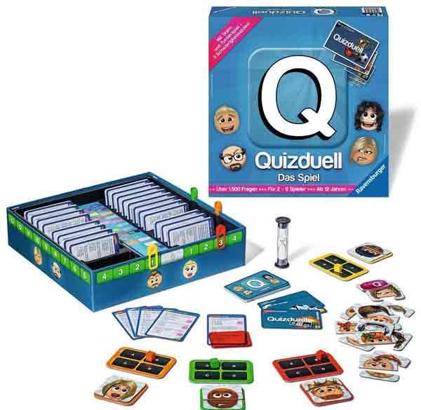 Quiz-Duell - Das Spiel - Foto von Ravensburger