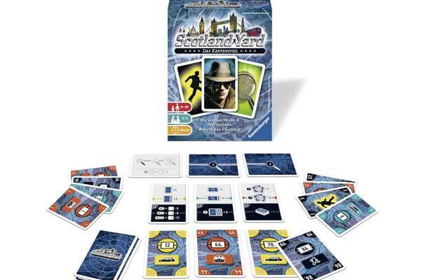 Scotland Yard - Das Kartenspiel - Foto von Ravensburger
