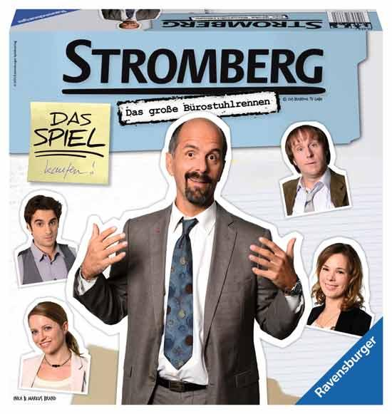 Brettspiel Stromberg - Foto von Ravensburger
