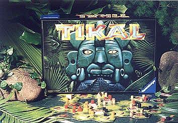 Tikal von Ravensburger