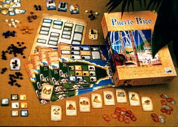 Puerto Rico - Strategiespiel - Foto von Ravensburger
