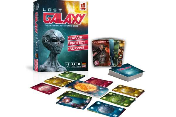 Lost Galaxy - Foto von Rudy Games