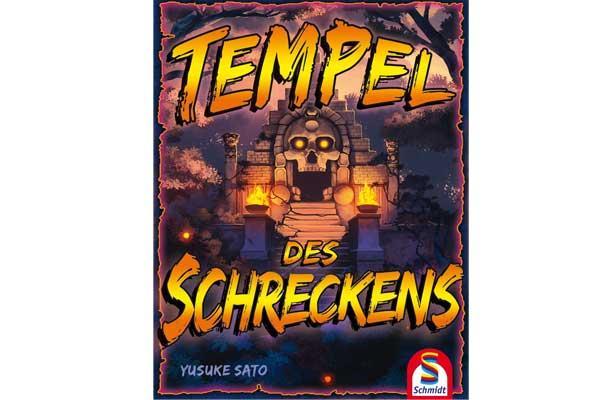 Tempel des Schreckens - Foto von Schmidt Spiele