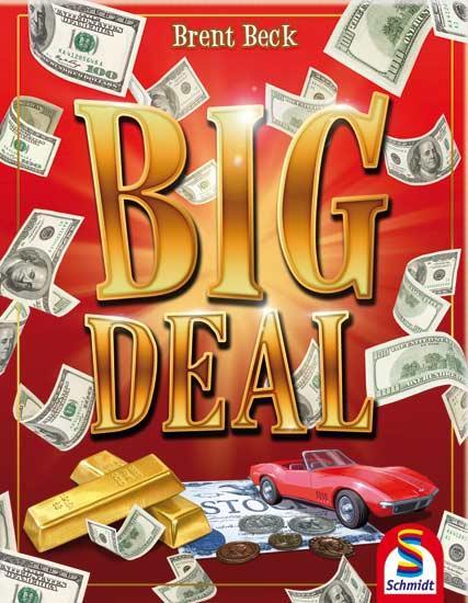 Gesellschaftsspiel Big Deal - Foto von Schmidt Spiele