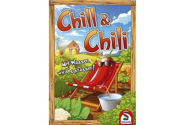 Chill & Chili - Foto von Schmidt Spiele
