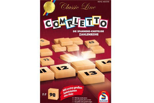 Completto - Foto von Schmidt Spiele