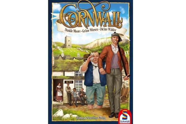 Brettspiel Cornwall - Foto von Schmidt Spiele