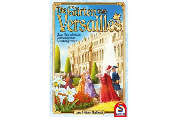 Die Garten Von Versailles Legespiel Rezension Test