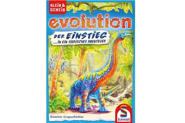 Evolution - Der Einstieg - Foto von Schmidt Spiele