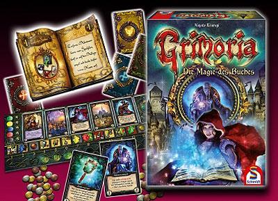 Grimoria von Schmidt Spiele