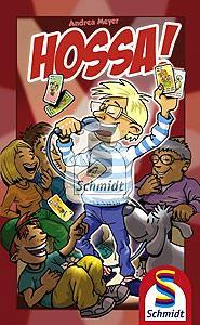 Hossa von Schmidt Spiele