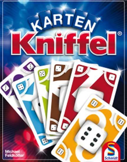 Karten Kniffel - Foto von Schmidt Spiele