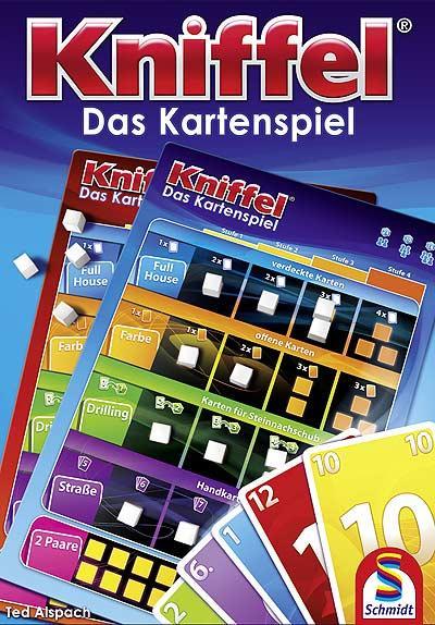 Kniffel - Das Kartenspiel von Schmidt Spiele