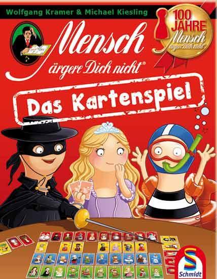 Mensch ärgere Dich nicht - Das Kartenspiel - Foto von Schmidt Spiele