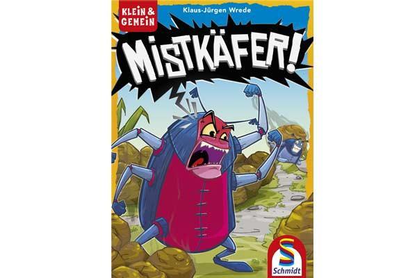 Mistkäfer - Foto von Schmidt Spiele