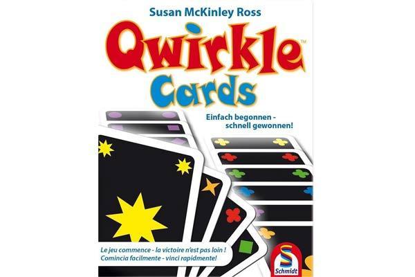 Spiel Qwirkle Cards - Foto von Schmidt Spiele